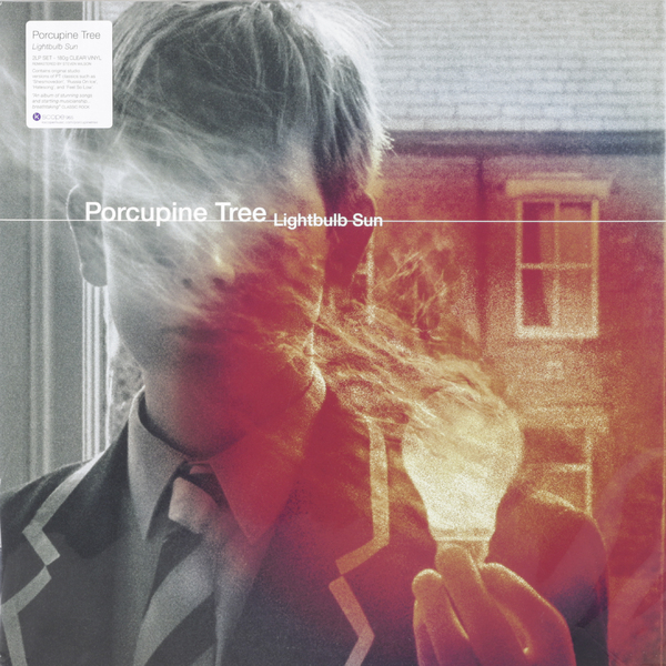 Porcupine Tree - Lightbulb Sun (2 LP)