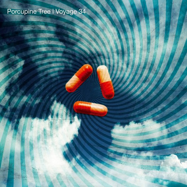 Porcupine Tree Porcupine Tree - Voyage 34 (2 LP) tree print doormat