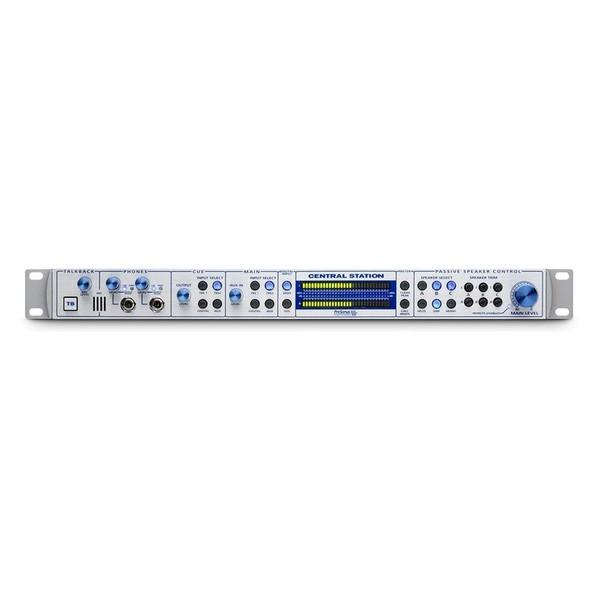 Студийные мониторы PreSonus Контроллер для мониторов Central Station PLUS midi контроллер alesis sample pad