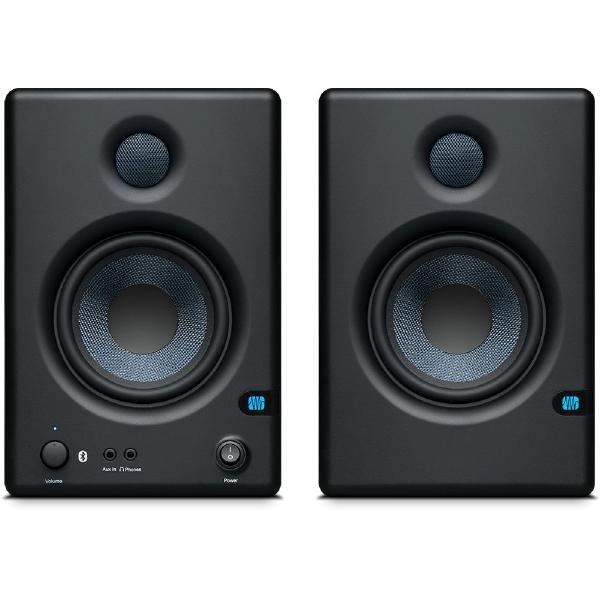 Фото - Мониторы для мультимедиа PreSonus Eris E4.5 BT аудиоинтерфейс presonus studio 24c