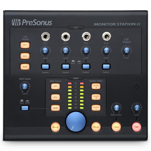 Студийный монитор PreSonus Контроллер для мониторов Monitor Station V2