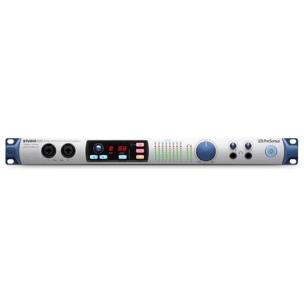 Внешняя студийная звуковая карта PreSonus Studio 192 внешняя студийная звуковая карта presonus audiobox 1818vsl