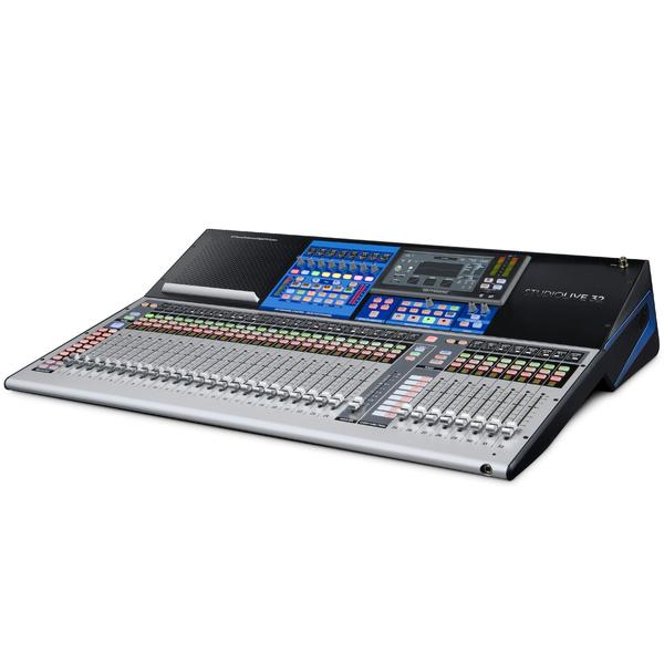 Цифровой микшерный пульт PreSonus StudioLive 32 Series III
