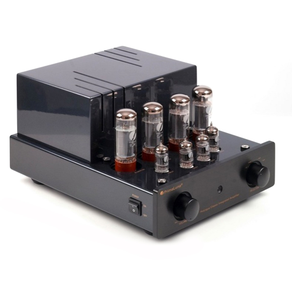 Ламповый стереоусилитель PrimaLuna ProLogue Classic Int (EL34) Black primaluna prologue premium preamplifier black