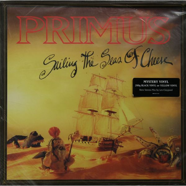 Primus Primus - Sailing The Sea Of Cheese (200 Gr) цена и фото