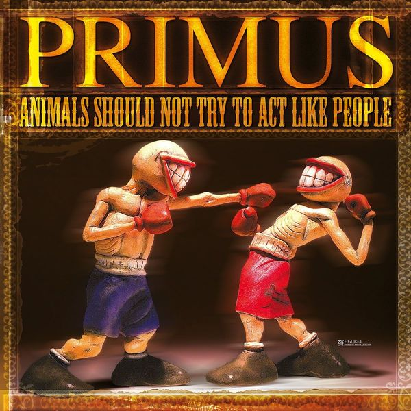 Primus Primus - Animals Should Not Try To Act Like People primus omni lite ti 321988