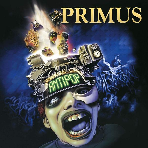 Primus Primus - Antipop (2 LP) primus primus sailing the seas of cheese deluxe edition 2 cd blu ray