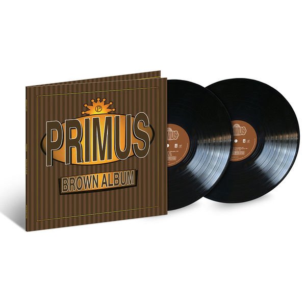 Primus Primus - Brown Album (2 LP) фото