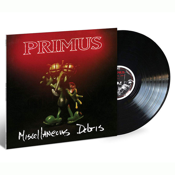 Primus Primus - Miscellaneous Debris primus eta lite