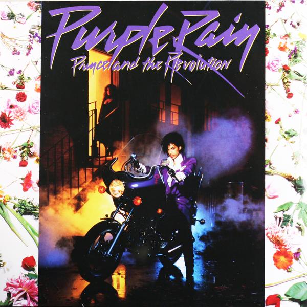 Prince Prince - Purple Rain prince prince   the revolution   purple rain  picture disc