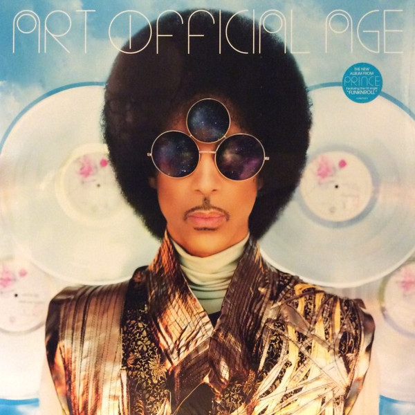 Prince Prince - Art Official Age (2 LP)