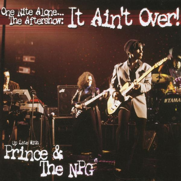 Prince The New Power Generation - One Nite Alone... Aftershow: It Aint Over! (colour, 2 LP)