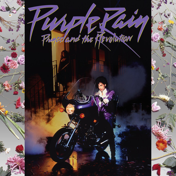 Prince Prince The Revolution - Purple Rain (180 Gr) майка борцовка print bar prince purple rain