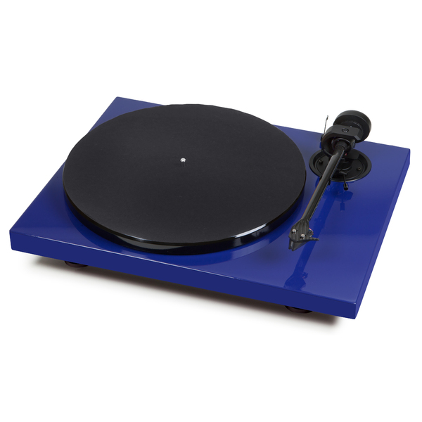 Виниловый проигрыватель Pro-Ject 1-Xpression Carbon Classic Midnight Blue (2M-Silver) виниловый проигрыватель pro ject 1 xpression carbon piano black 2m red