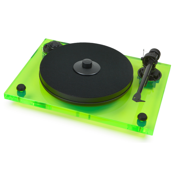 Виниловый проигрыватель Pro-Ject 2-Xperience Primary Green (2M-Red)