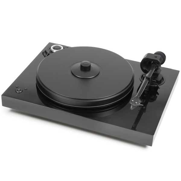 Виниловый проигрыватель Pro-Ject 2-Xperience SB Piano Black (2M-Silver) виниловый проигрыватель pro ject the classic rosenut 2m silver
