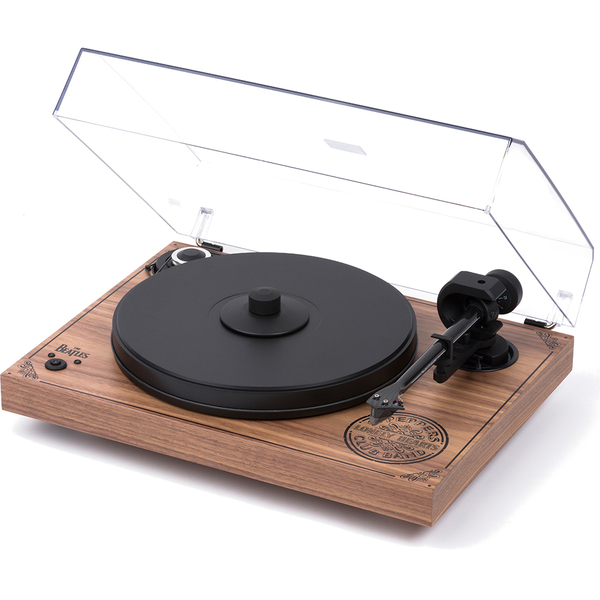 Виниловый проигрыватель Pro-Ject 2-Xperience SB Special Edition: Sgt. Pepper (2M-Silver) amput aptp446 digital 2 0 lcd pocket scale deep grey silver 2 x aaa