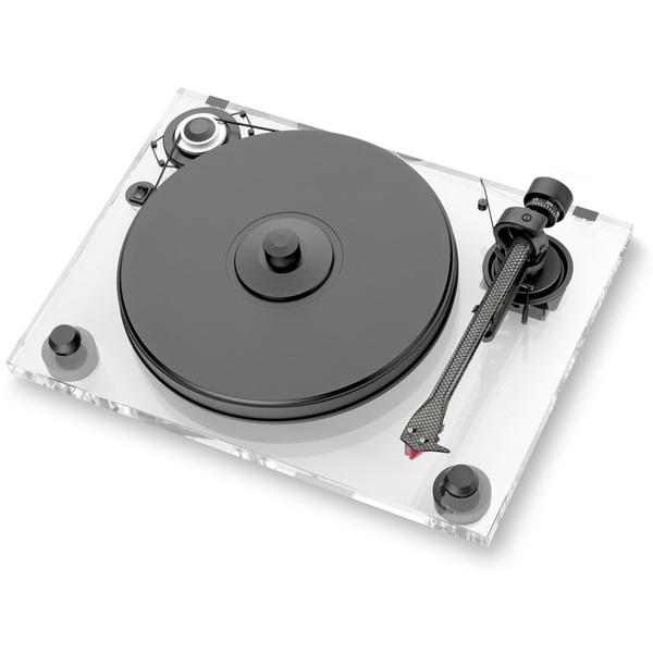 Виниловый проигрыватель Pro-Ject 2-Xperience Acryl (2M-Silver) pro ject absorb it silver