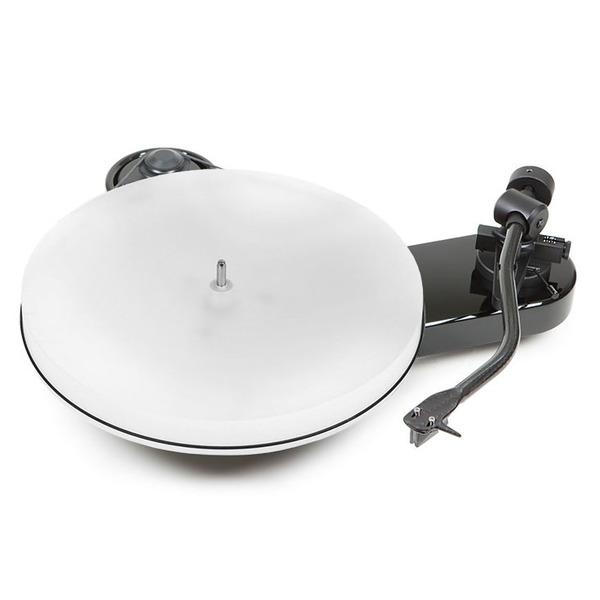Товар (аксессуар для винила) Pro-Ject Акриловый диск Acryl It RPM 3 Carbon товар аксессуар для винила pro ject инструмент для выравнивания тонарма align it