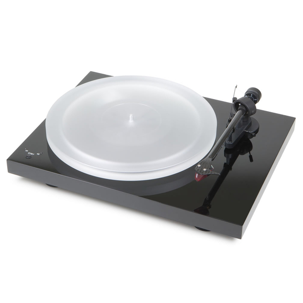 Виниловый проигрыватель Pro-Ject Debut Carbon SB DC Esprit Piano Black (2M-Red) виниловый проигрыватель pro ject debut carbon sb dc esprit light green 2m red