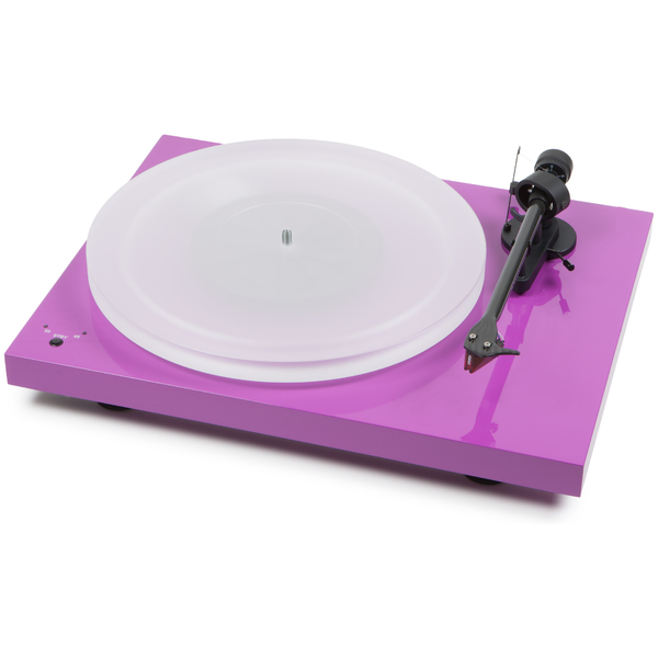 Виниловый проигрыватель Pro-Ject Debut Carbon SB DC Esprit Purple (2M-Red) pro ject debut carbon dc piano black 2m red