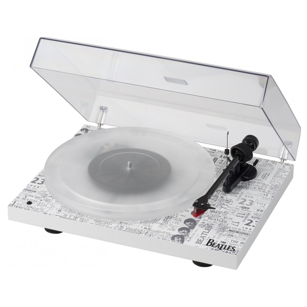 Виниловый проигрыватель Pro-Ject Debut Carbon SB DC Esprit The Beatles 1964 (2M-Red) виниловый проигрыватель pro ject debut carbon sb dc esprit light green 2m red