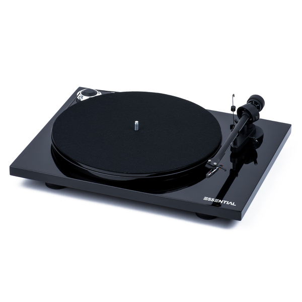 Виниловый проигрыватель Pro-Ject Essential III Piano Black (OM-10) collins essential chinese dictionary