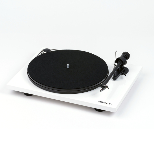 Виниловый проигрыватель Pro-Ject Essential III White (OM-10) collins essential chinese dictionary