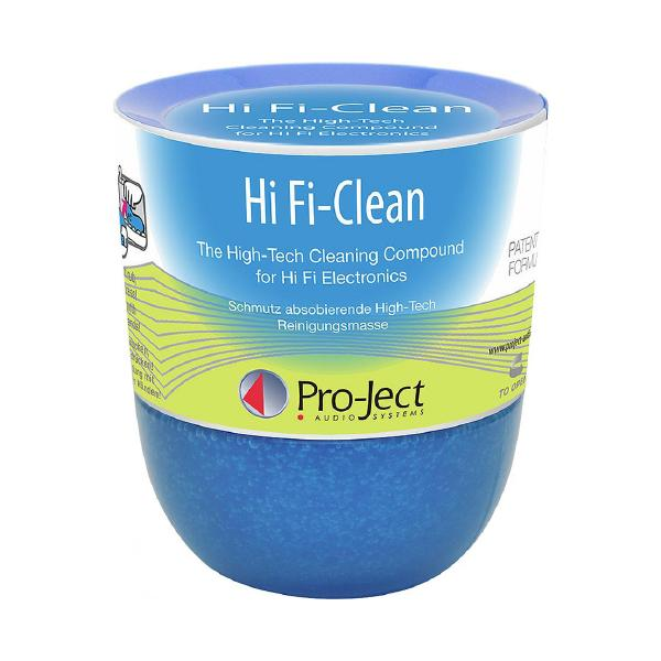 Товар (аксессуар для винила) Pro-Ject Очиститель Hi-Fi Clean товар аксессуар для винила pro ject трубка влагозаборного механизма vinyl cleaner vc s