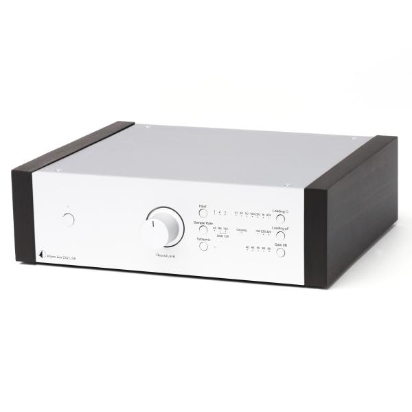 Фонокорректор Pro-Ject Phono Box DS2 USB Silver/Eucalyptus