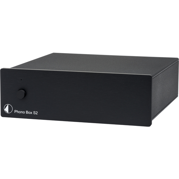 Фонокорректор Pro-Ject Phono Box S2 Black 1 piece 35 65 75mm anodizing electronic aluminum case extrusion enclosure switch box aluminum housing diy distribution box