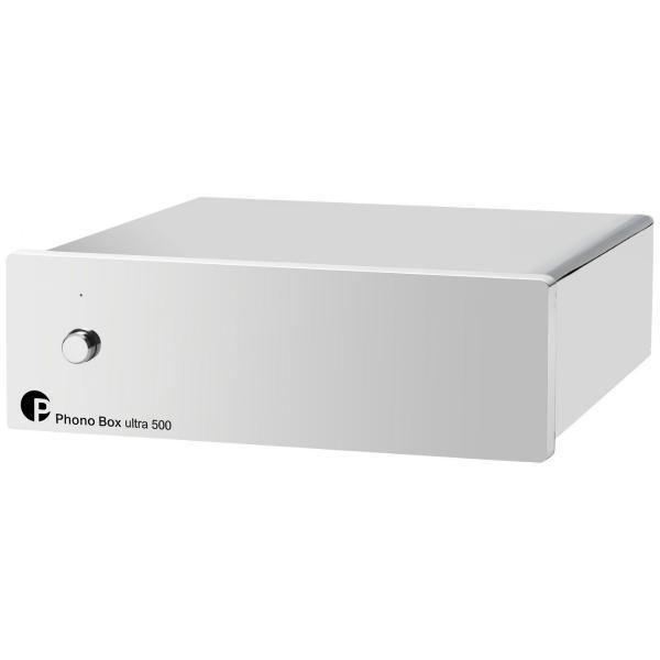 Фонокорректор Pro-Ject Phono Box Ultra 500 Silver цена и фото