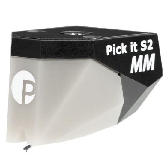 Головка звукоснимателя Pro-Ject Pick It S2 pro ject весы для головки звукоснимателя measure it 2