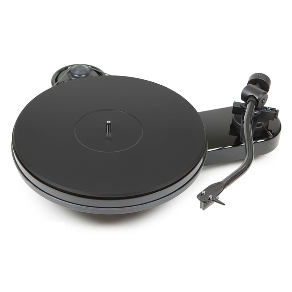 Виниловый проигрыватель Pro-Ject RPM 3 Carbon Piano Black виниловый проигрыватель pro ject rpm 3 carbon white 2m silver