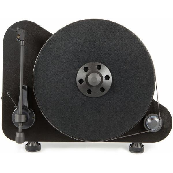 Виниловый проигрыватель Pro-Ject VT-E BT L Piano Black (OM-5e) виниловый проигрыватель pro ject juke box e piano black om 5e
