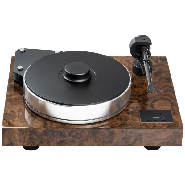 Виниловый проигрыватель Pro-Ject Xtension 10 Evolution Walnut Burl High Gloss