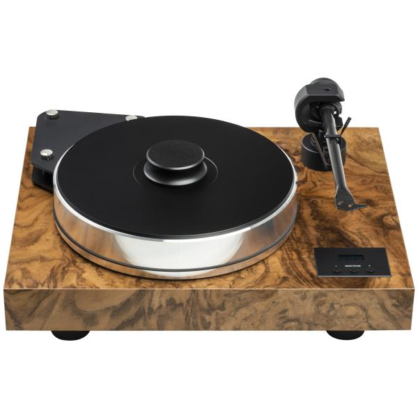 Виниловый проигрыватель Pro-Ject Xtension 10 Evolution Walnut Burl Satin