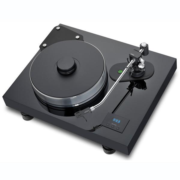 Виниловый проигрыватель Pro-Ject Xtension 12 Evolution Piano Black (RS-309D) акустика центрального канала vienna acoustics theatro piano black