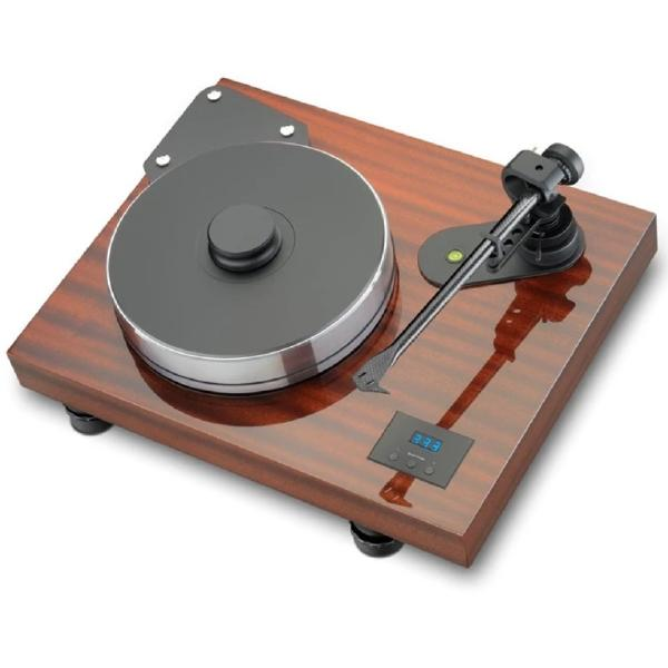 Виниловый проигрыватель Pro-Ject Xtension 12 Evolution Mahogany (12cc Evolution)