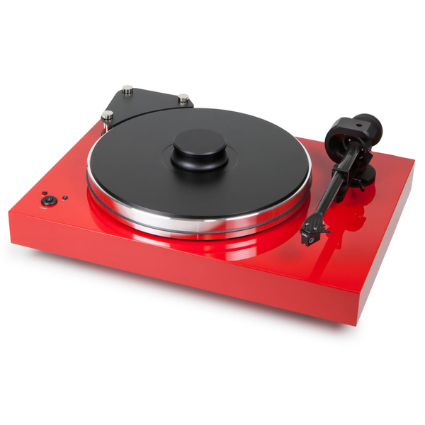 Виниловый проигрыватель Pro-Ject Xtension 9 Evolution Red pro ject xtension 12 evolution piano black