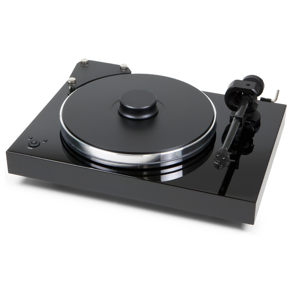 Виниловый проигрыватель Pro-Ject Xtension 9 Evolution SuperPack (Quintet Blue) Piano Black
