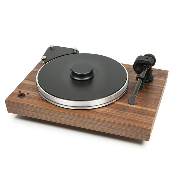 Виниловый проигрыватель Pro-Ject Xtension 9 Evolution SuperPack (Quintet Blue) Walnut цена и фото