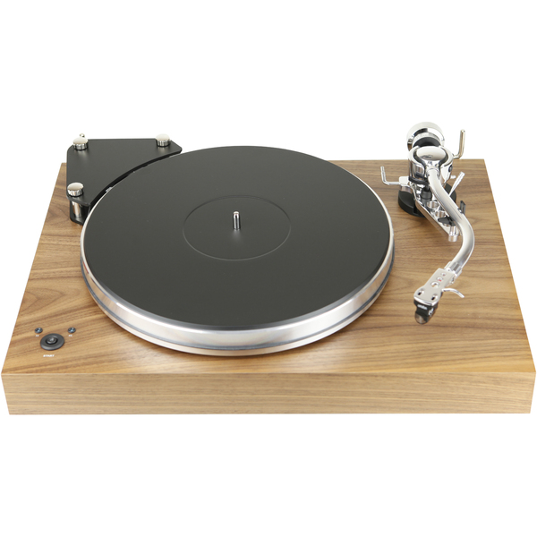 Виниловый проигрыватель Pro-Ject Xtension 9 S-Shape Walnut (Quintet Black S) виниловый проигрыватель pro ject the classic sb superpack walnut mc quintet red