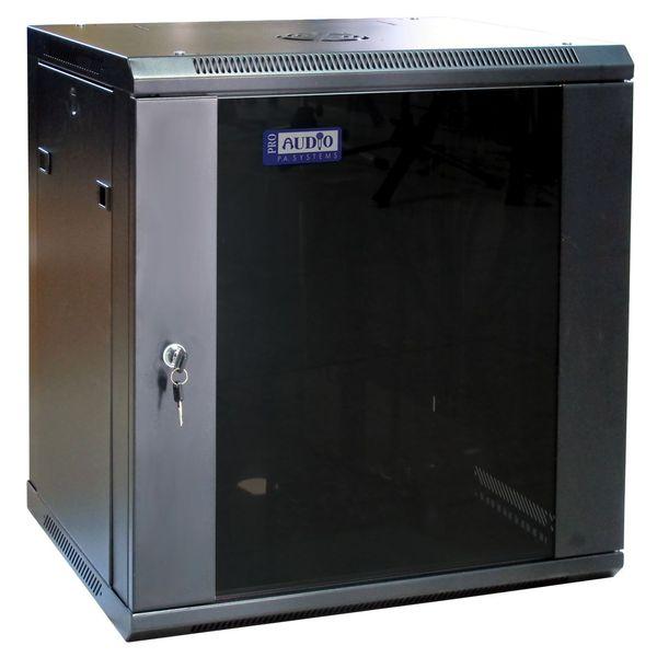 Аксессуар для концертного оборудования PROAUDIO Рэковый шкаф  AP-12UWM рэковый шкаф и кейс thon rack case 8u 12
