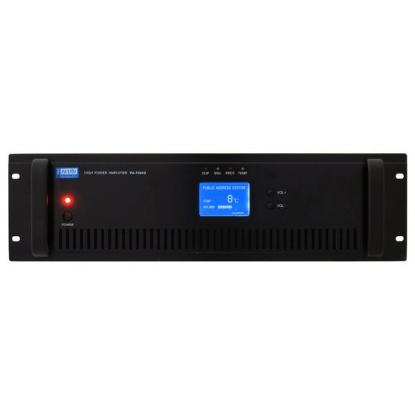 Трансляционный усилитель PROAUDIO PA-1000D усилитель мощности 850 2000 вт 4 ом behringer europower ep4000