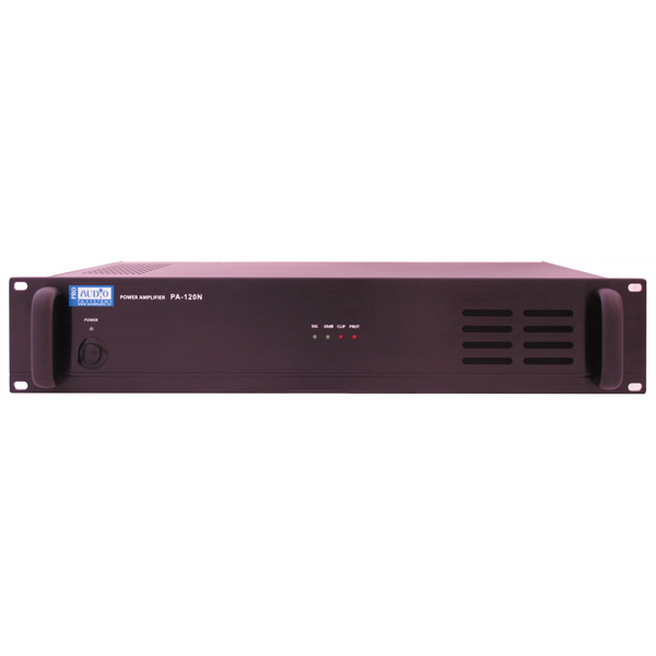 Трансляционный усилитель PROAUDIO PA-120N аксессуар dbx gorack 2x2 pa спикер процессор