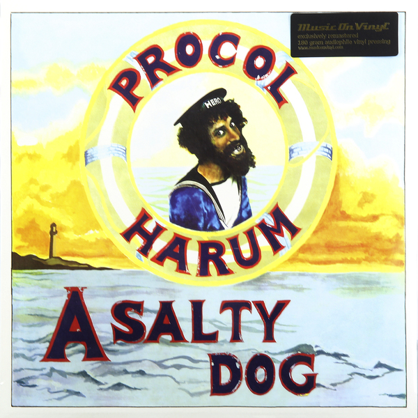 Procol Harum Procol Harum - A Salty Dog (180 Gr) procol harum procol harum live in concert with the edmonton symphony 2 lp colour