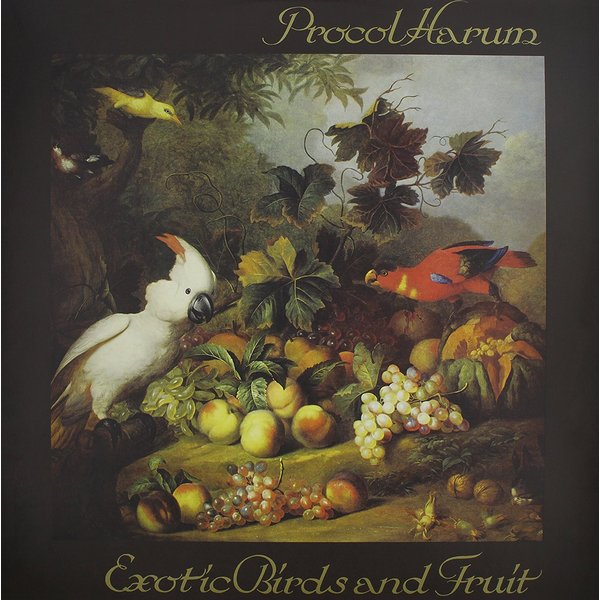 Procol Harum Procol Harum - Exotic Birds And Fruit (2 Lp, Colour) procol harum procol harum live in concert with the edmonton symphony 2 lp colour