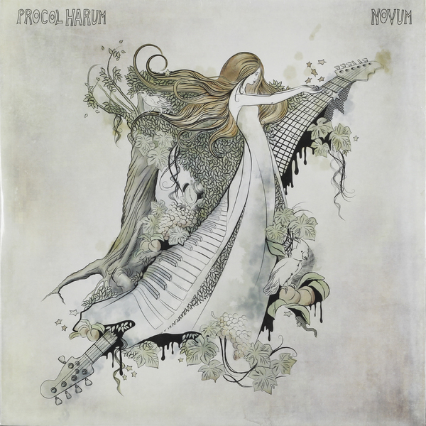 Procol Harum Procol Harum - Novum (2 LP) procol harum procol harum live in concert with the edmonton symphony 2 lp colour