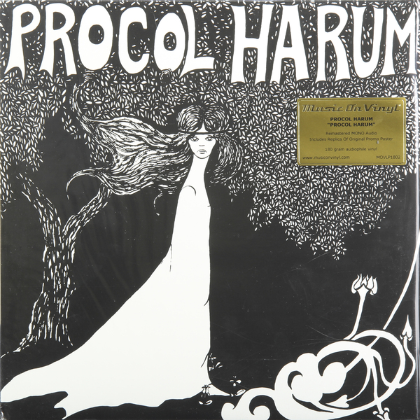 Procol Harum Procol Harum - Procol Harum procol harum procol harum live in concert with the edmonton symphony 2 lp colour